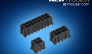 TE Connectivity's ELCON Micro Power Connectors Offer High Current Density in Standard Pitch