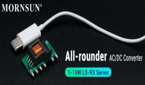 MORNSUN's LS-R3 Series AC/DC Flyback Converter