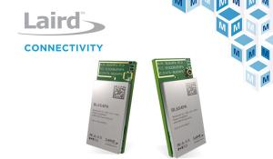 Laird BL654PA Modules for Bluetooth 5 and Thread Implementation