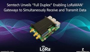 SX1302CFD915GW1-H LoRa Corecell Reference Design