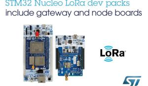 STM32 Nucleo LoRa Development Boards
