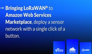 Bringing LoRaWAN to AWS Marketplace