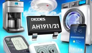 Ultra Low-Power AH1911/AH1921 digital Hall effect sensors
