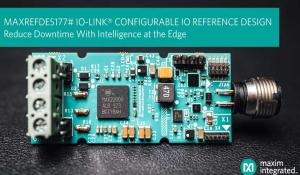 MAXREFDES177# IO-Link Reference Design