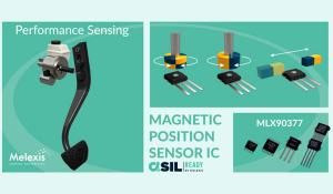 MLX90377 Triaxis Position Sensor IC