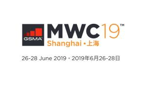 Mobile World Congress (MWC) Shanghai 2019 (26-28 June)