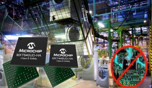 Microchip MXT448UD-HA and MXT640UD-HA Controllers