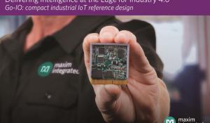 Maxim Go-IO Industrial IoT Platform