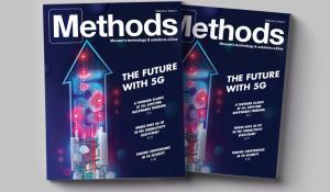 Mouser Electronics' Newest Methods Technology eZine Explores the Arrival of 5G