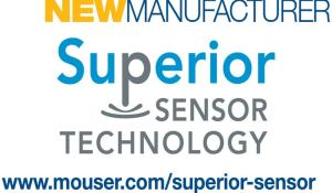 Mouser Electronics and Superior Sensor Technology Sign Global Distribution Agreement