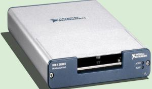 NI's USB X Series Multifunction DAQ