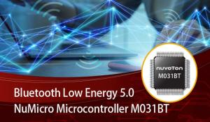 NuMicro M031BT Microcontrollers