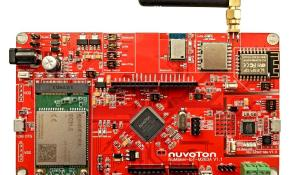 Nuvoton M261/M262/M263 Series Microcontroller with Low Power and Robust Security designed for IoT applications