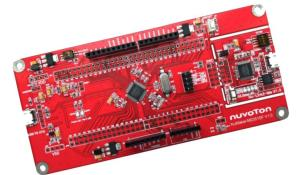 NuMicro M2351SF - Arm Cortex M23 MCU