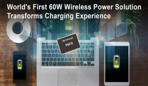 P9418 60W Wireless Power IC