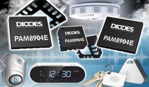 PAM8904E – Piezo Sounder Driver