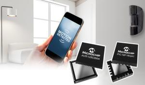 PIC18-Q41 and AVR DB Microcontrollers from Microchip Technology