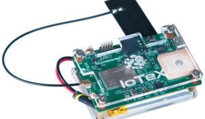 Pebble Tracker from IoTeX