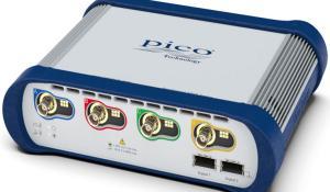 4-channel PicoScope 6000E Series 500MHz Oscilloscopes