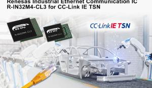 R-IN32M4-CL3 Industrial Ethernet Communication IC