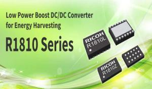 R1810 Boost DC/DC Converter