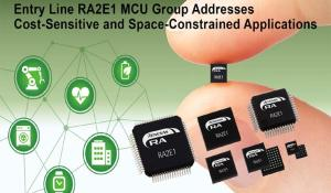 RA2E1 Group Microcontrollers