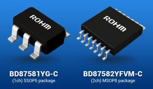 New EMARMOUR Op Amp Series from ROHM