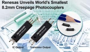 RV1S92xxA & RV1S22xxA Smallest 8.2mm Photocouplers