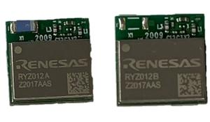 RYZ012 Bluetooth Low Energy 5 Module