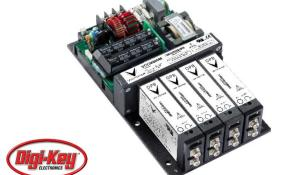 Vox Power Ltd Range of User Configurable Power Supplies Available Globally from Digi-Key