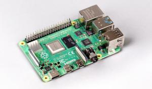 Raspberry Pi 4 with 8 GB Version