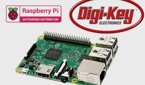 Digi-Key Becomes Official Raspberry Pi Authorized Distributor