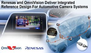 Integrated Reference Design for Automotive Camera Systems