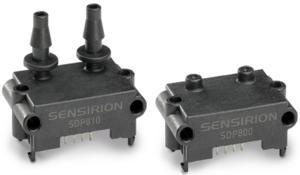 SDP821 & SDP831- GAR Certified Differential Pressure Sensors