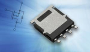 -30 V and -40 V P-Channel MOSFETs Use 50 % Less Space Over DPAK, Increase Board-Level Reliability