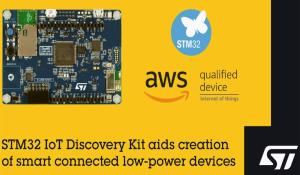 B-L4S5I-IOT01A STM32 Discovery kit