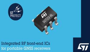 STMicroelectronics BPF8089-01SC6 RF Front-End