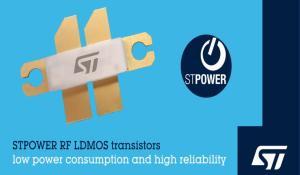 STPOWER LDMOS Transistor Series