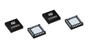 STSPIN830 and STSPIN840 single-chip motor drivers