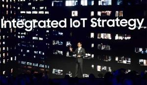Samsung vision for IoT Experience
