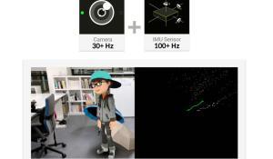 MAXST Sensor Fusion SLAM