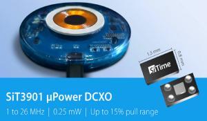 SiT3901 Digitally Controlled MEMS Oscillator (DCXO)