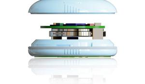 SmartTemp+ Wearable Contactless Body Temperature Measurement Device