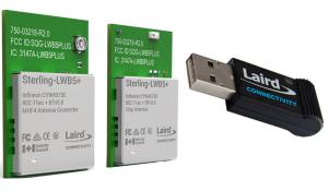 Sterling-LWB5+ USB Adapter from Laird Connectivity
