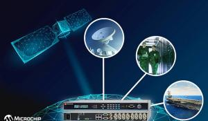 SyncServer S650 M-Code Time Server from Microchip Technology