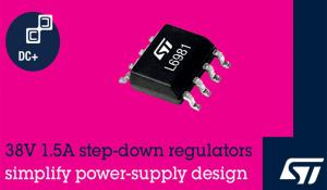 Synchronous Step-Down Converters