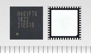 DC Brushed Motor Driver IC with Current Limiter Detection