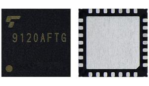 TB9120AFTG Stepper Motor Driver IC from Toshiba