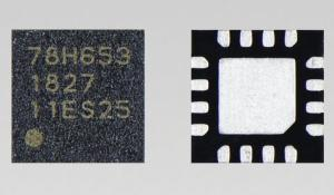 TC78H653FTG dual-H-bridge driver IC