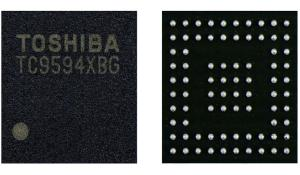 TC9594 and TC9595 Display Driver IC